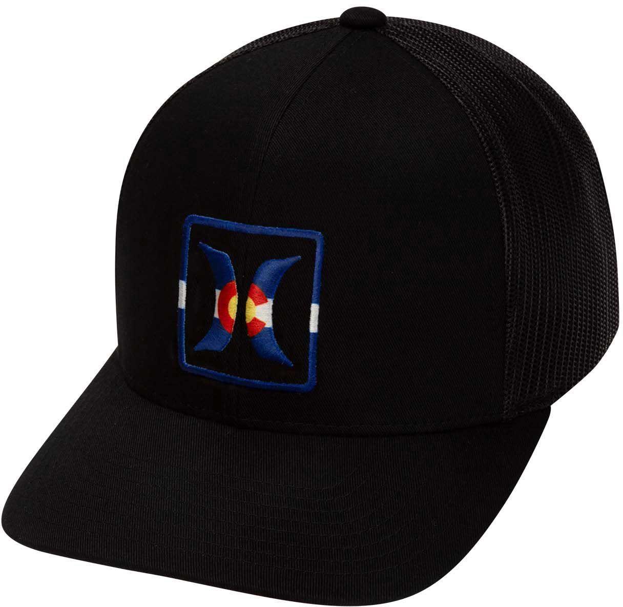 6babefbc Hurley Men's Colorado Trucker Hat | Products | Hats, Hurley ...