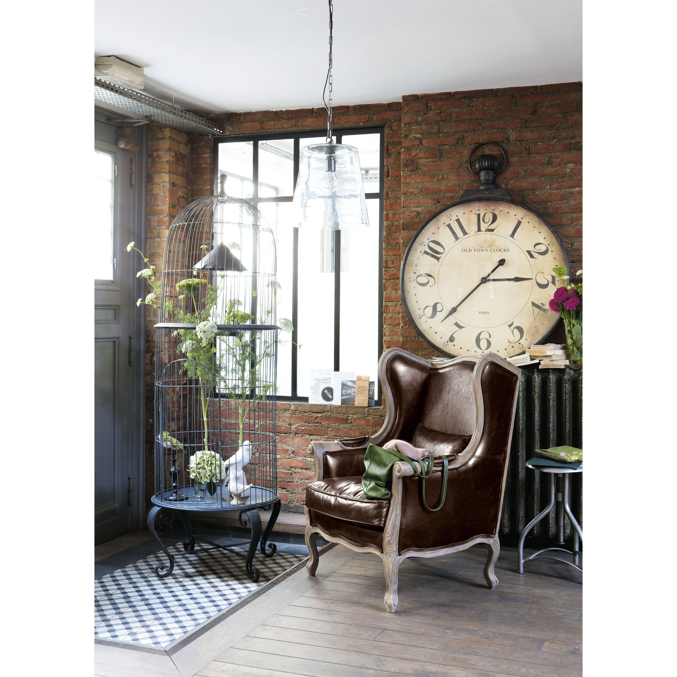 horloge gousset cheshire maisons du monde classique. Black Bedroom Furniture Sets. Home Design Ideas
