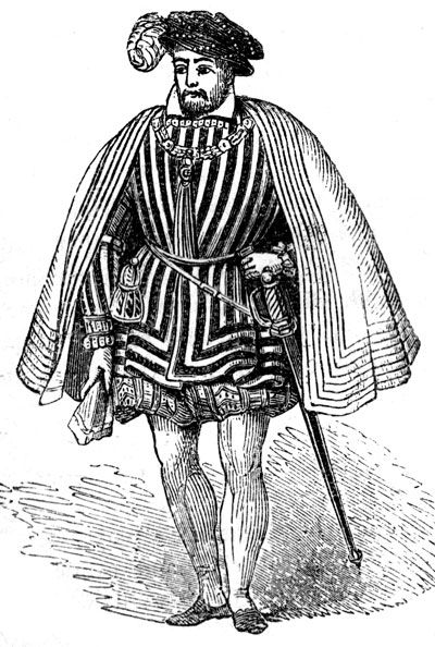 c0f24aff294 This drawing shows the shall covering the mans outfit. It was very detailed  and sophisticated. Men wore hats to go along with the outfit.