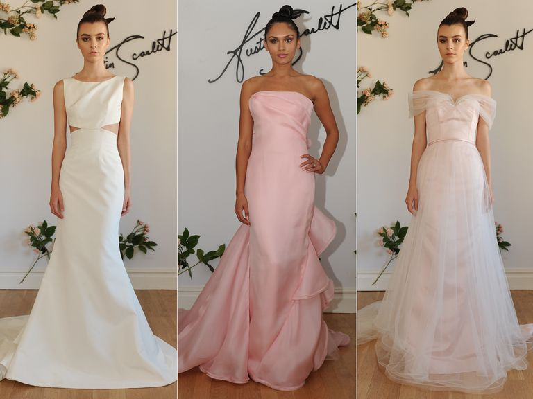 Austin Scarlett Shows Modern Wedding Dresses for Fall 2016 ...