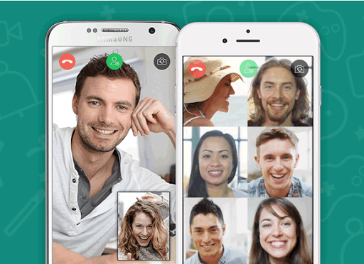 How To Make Group Video Calls On Whatsapp App, Android