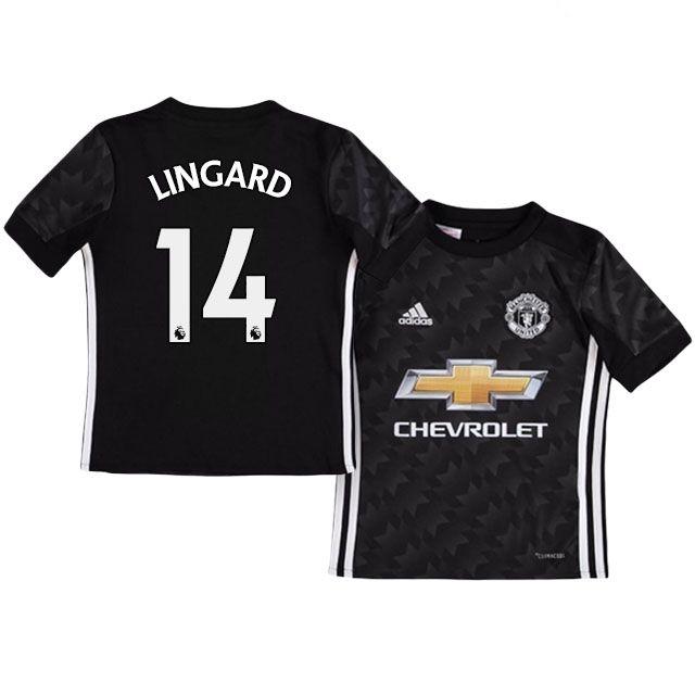 4395ff12dce mens adidas jesse lingard gray manchester united 2017 18 third replica  patch jersey  youth man utd away kit 2017 18 jesse lingard