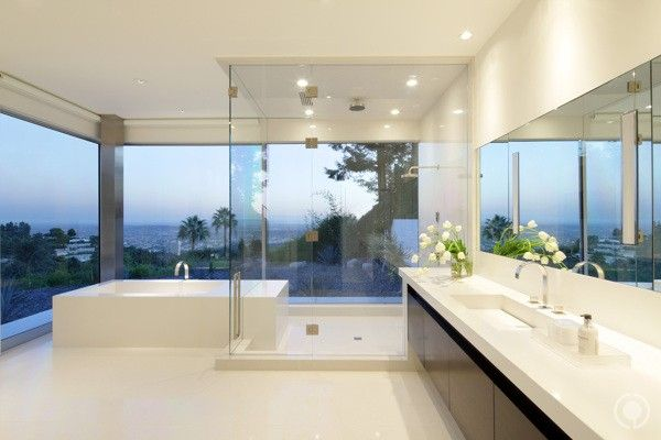 Inspirations Area: Modern Beverly Hills | Baños | Luxury ...