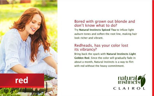 The Makeup Examiner: Celebrate National Color Day With James Corbett & Clairol Natural Instincts