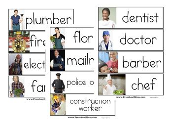 FREE community workers printables are a great way for children to learn all about the different jobs in their community. These resources are a great addition to a Love Your Neighbor lesson