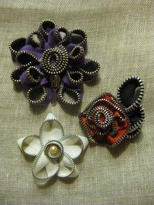 zip flowers