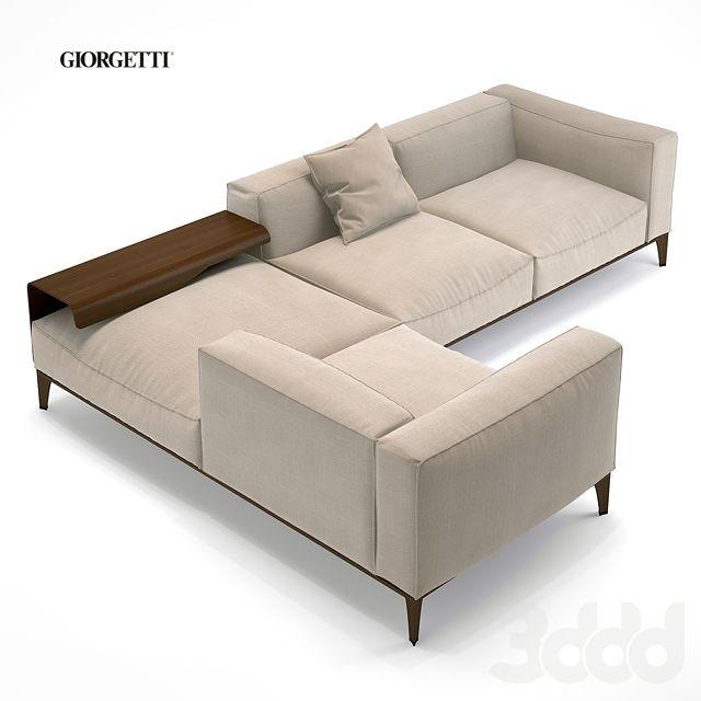 aton corner Living room sofa set, Upholstered