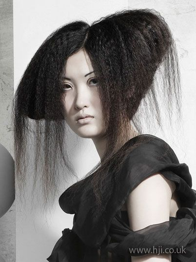 2009 Avant Garde Hairstyle Hairstyle Gallery Coiffure Cheveux Avant Garde