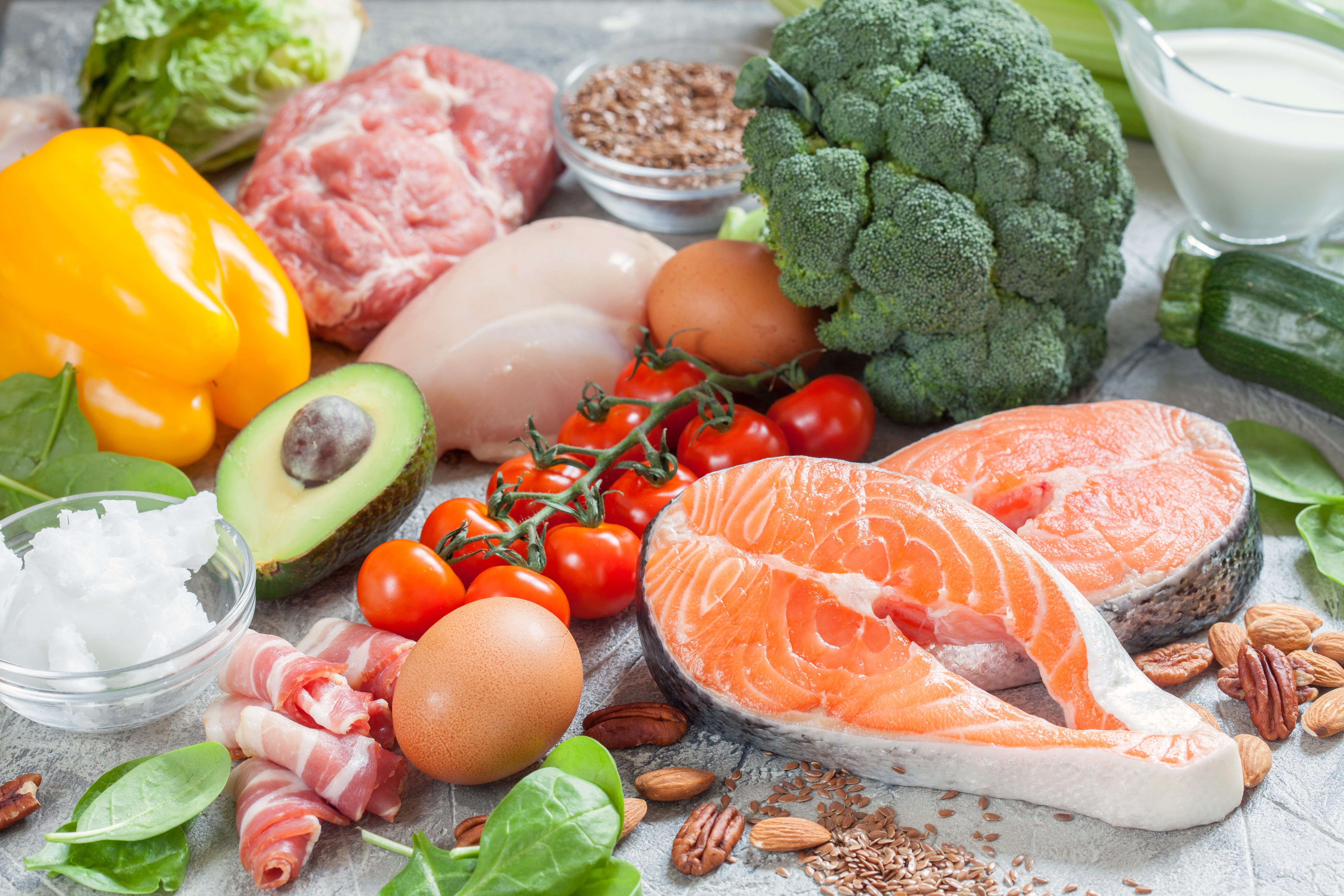 Low Carb Diets and Why They Work Ketogenic diet food