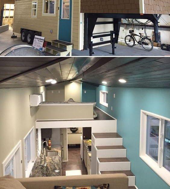 Tiny House | Muebles para espacios reducidos, Casitas diminutas y ...