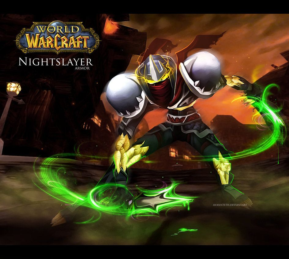 41+ Nightslayer info