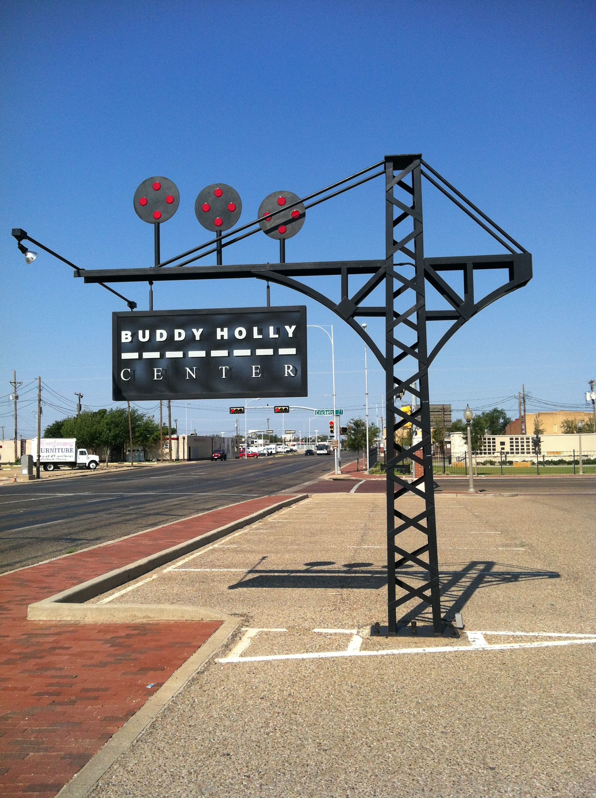 Buddy Holly Museum Lubbock Tx Buddy Holly Rivers And Roads Lubbock