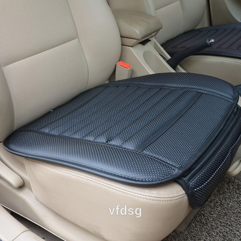 Car Seat Cushion Styling Four Seasons Pu Leather Cushions Covers For Mercedes Mat