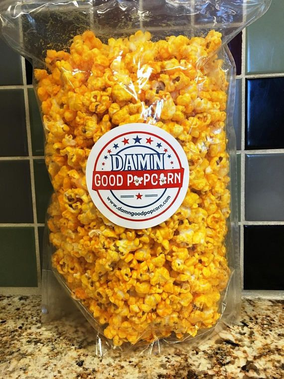 Gourmet Jalapeno Cheddar Cheese Y Savory Popcorn 8 Oz Bag Affiliate