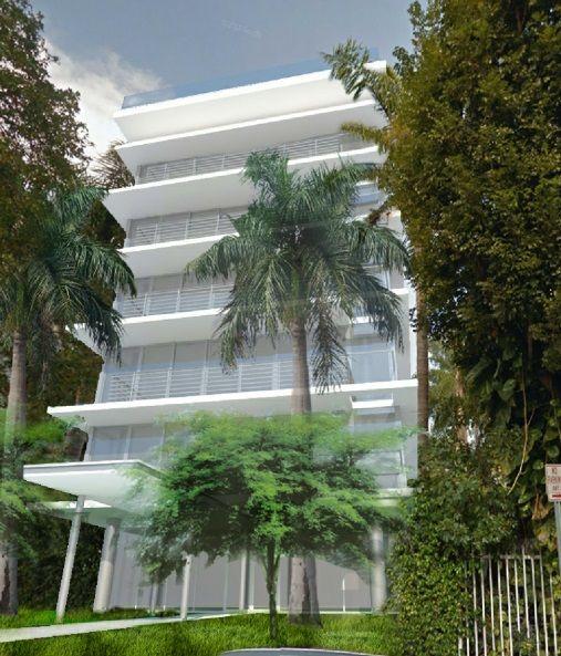 Luxury Condo Building Proposed For West Avenue In Miami