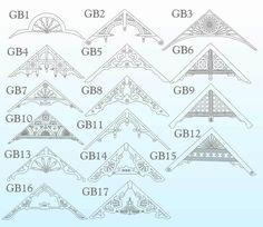 Gable Decoration Patterns With Images Gable Decorations Gable Trim Victorian Porch