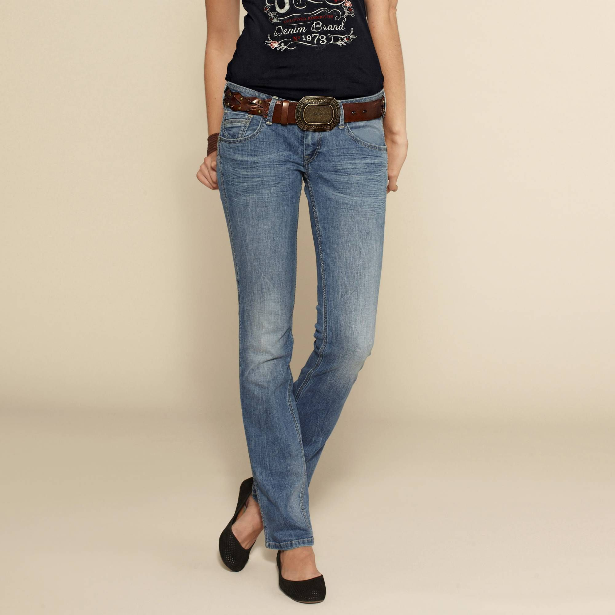 Jeans pepe jeans femme