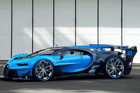 Bugatti Vision Gran Turismo Dujour Bugatti Bugatti Cars Bugatti Chiron