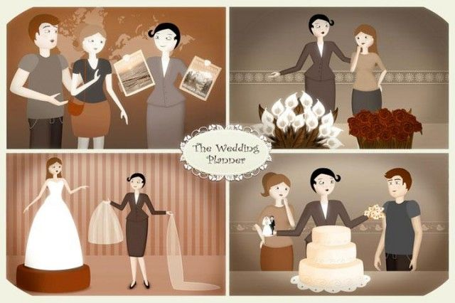 What Does a Full-Service Wedding Planner Do? :: WeddingLovely Blog