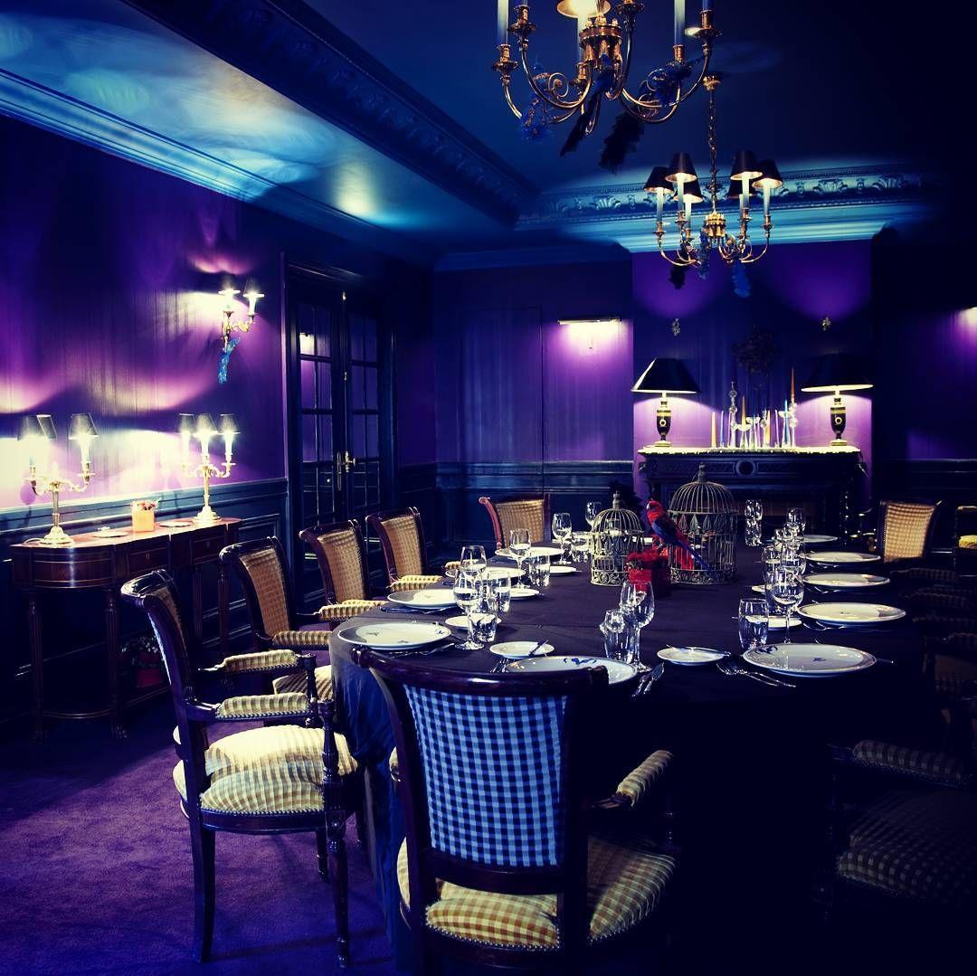 Stella Cadente dévoile sa décoration pour un restaurant   Restaurants