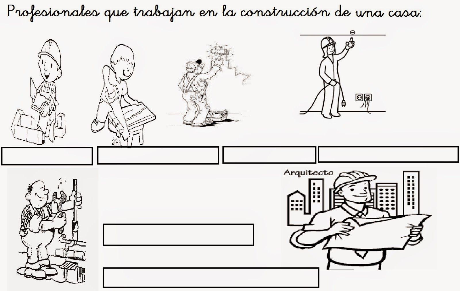 """""""Ángela y sus peques"""": La casa."""