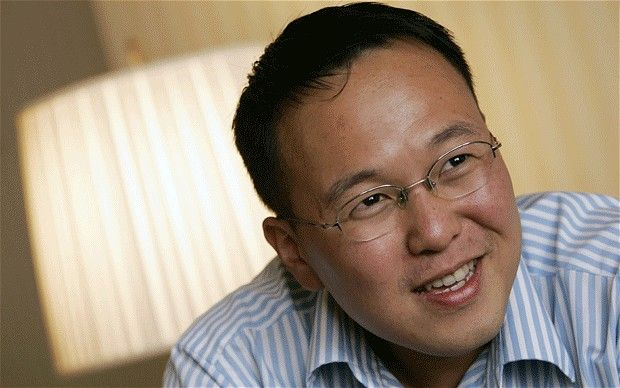 Tan Twan Eng for his Man Booker shortlisted novel, The Garden of Evening Mists Guardian review