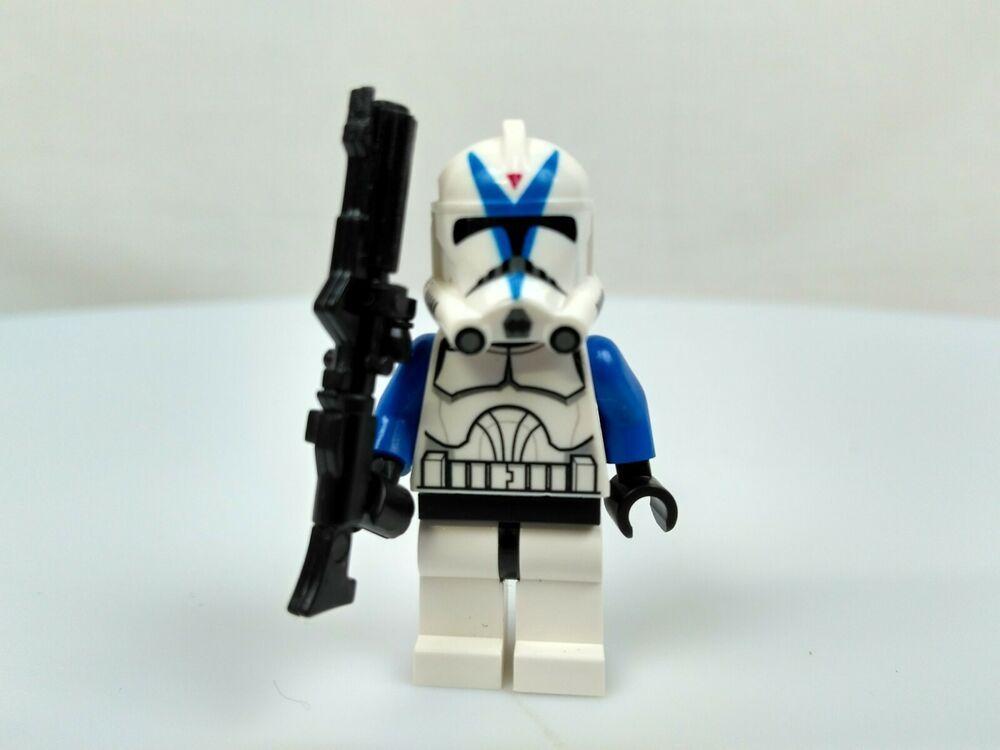Lego 501st Legion Clone Trooper 75002 75004 Star Wars Minifigura