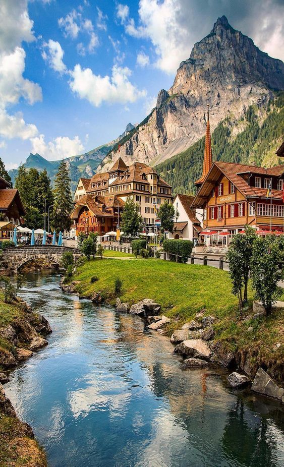 Most Instagrammable places in Switzerland (+ top 5