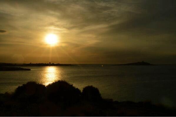 Sicilia tramonto