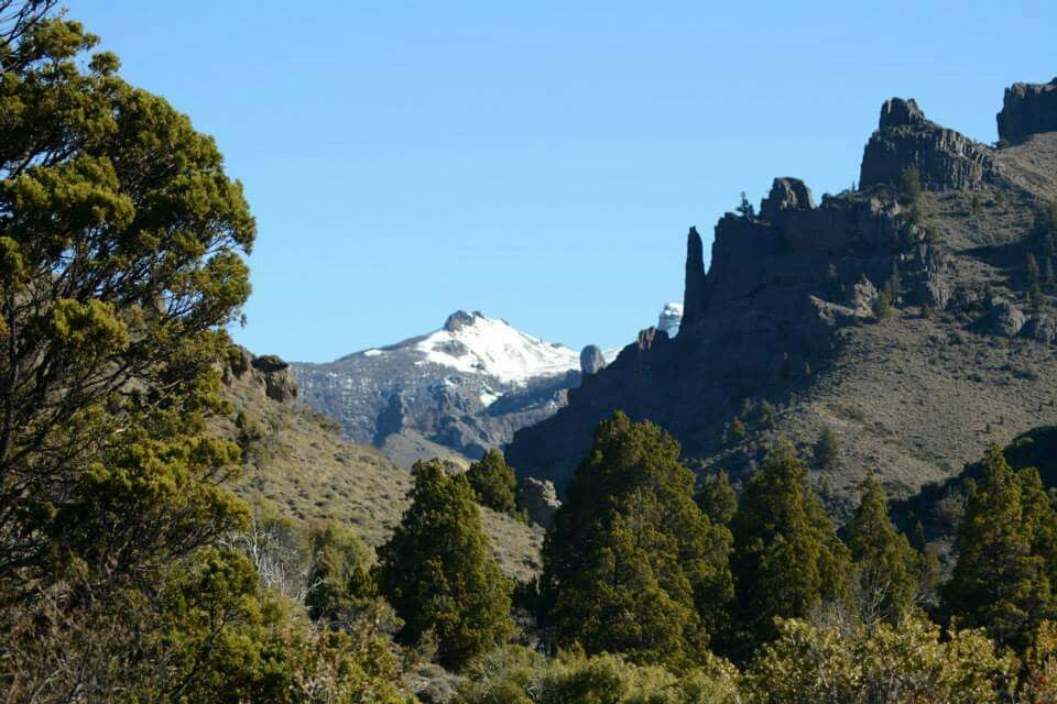 Paso Córdoba. Neuquén. Patagonia. Argentina