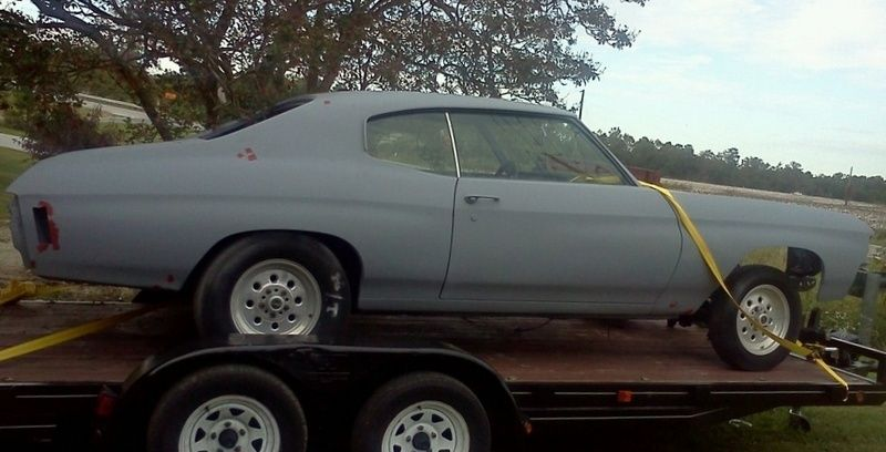 1972 Chevrolet Chevelle for sale by Owner Goldsboro, NC