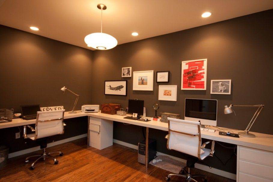 Lavish Office Design Presented With Small Office Design Which Has