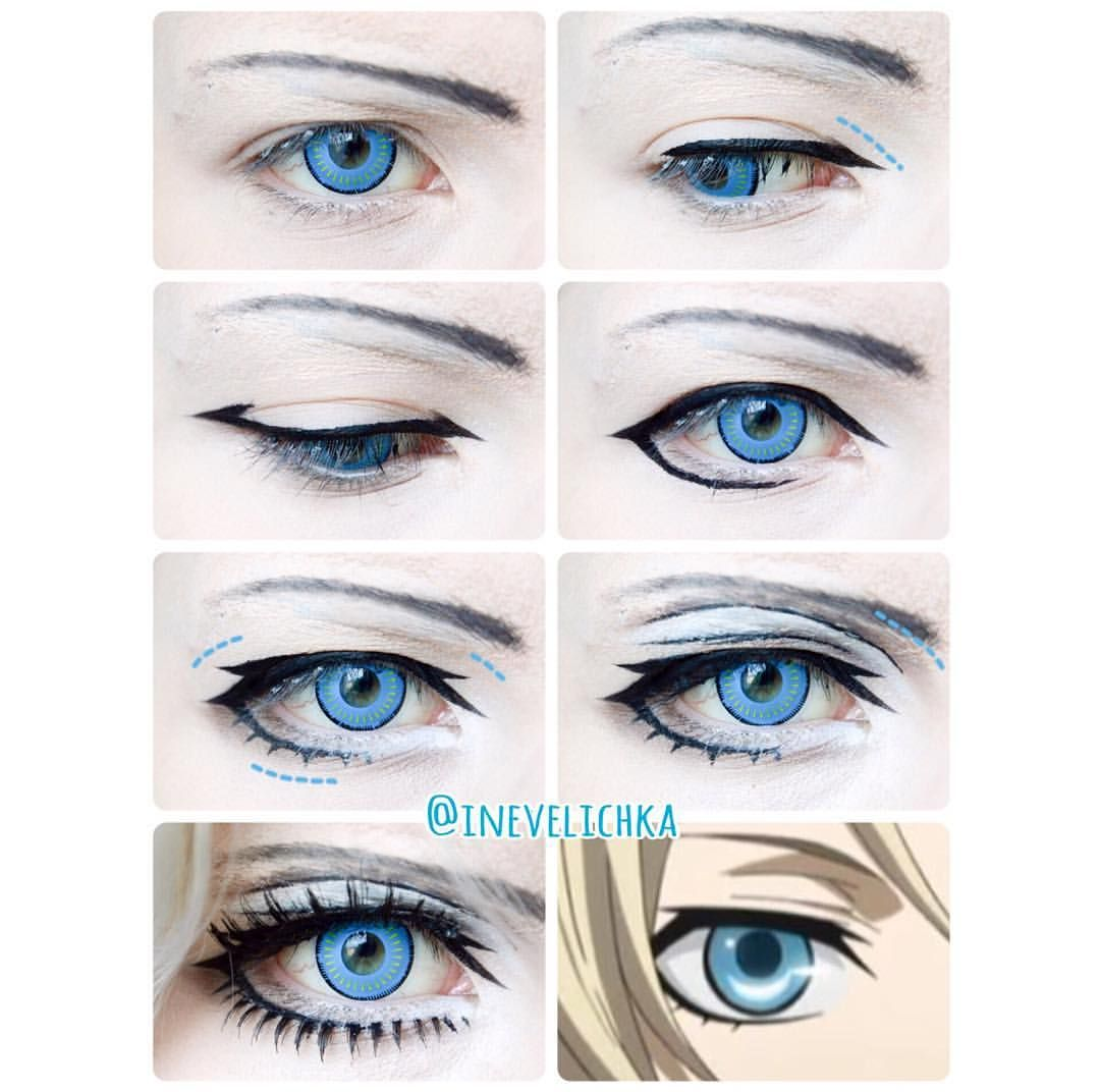 Pin by Charlie Gonzalez on Makeup Tutorials cx (With ...
