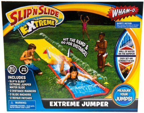 Wham O Extreme Jumper Slip N Slide 2015 Amazon Top Rated Lawn Water Slides Toy Slip N Slide Water Slides Jumper