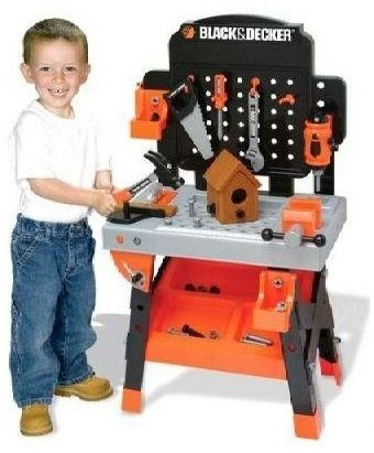 Tremendous Black And Decker Kids Tools Realistic Looking Tools Do Frankydiablos Diy Chair Ideas Frankydiabloscom