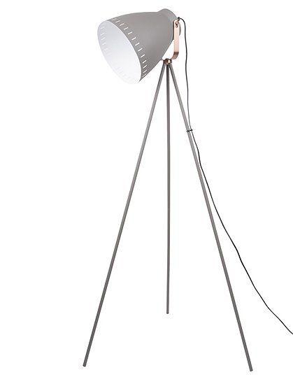 Stehlampe Mingle Aus Metall Mehrere Farben Industrie Look Minimalistisch Neu