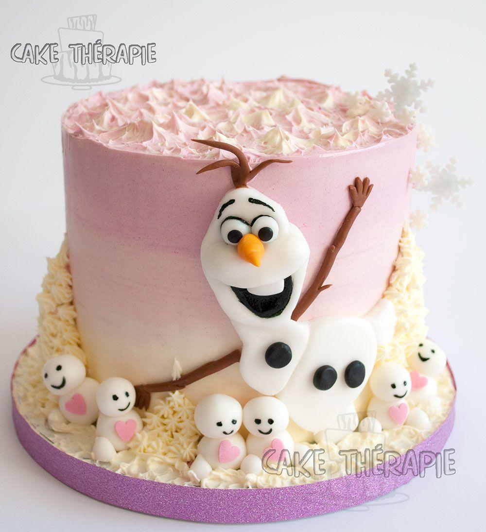 Pleasant Olaf Cake Olaf Cake Cake Frozen Themed Birthday Cake Birthday Cards Printable Inklcafe Filternl