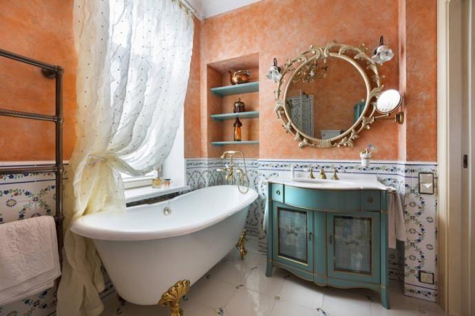 10 свежих трендов интерьера ванной комнаты в 2015 году