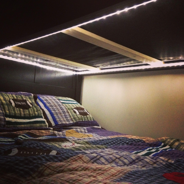 Bunk Bed Lights Cute Idea Bed Lights Bunk Bed Lights Diy