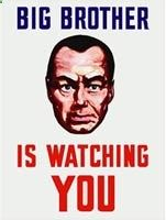 Big Brother is Watching You. Links to related issues/articles