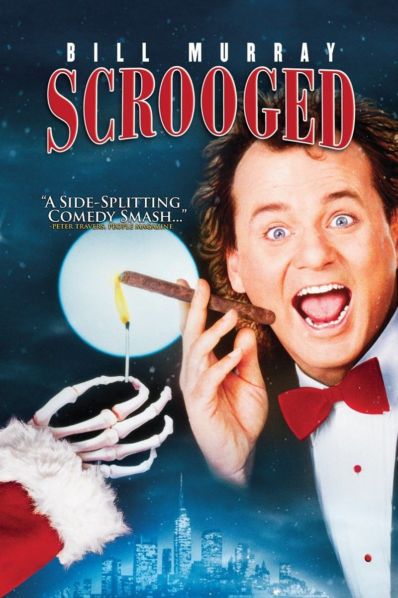 Scrooged (68) OOTB Surreal Bottle genre A selfish