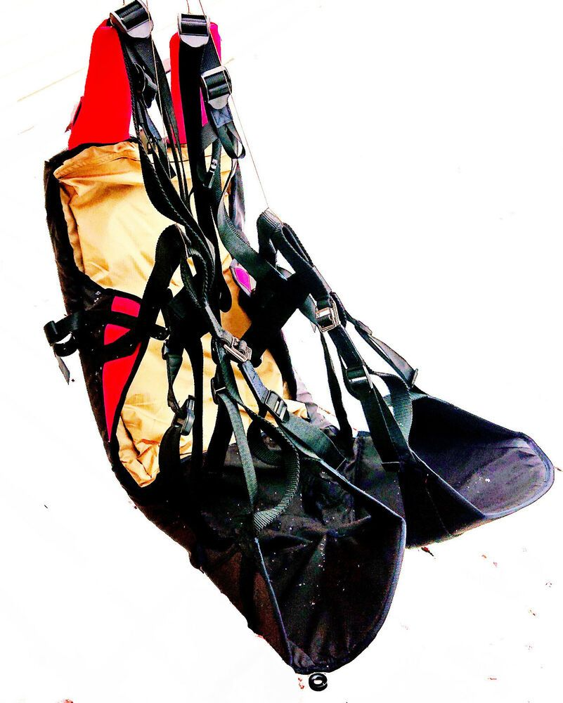 Paragliding Ground Handling Harness: Advertisement(eBay) PPG Harness Paramotor Paragliding Free