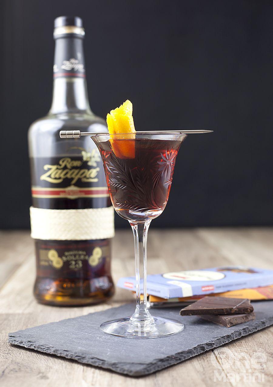 King's Special 11/2 ounces Zacapa 23 Rum ¾ Campari ¾