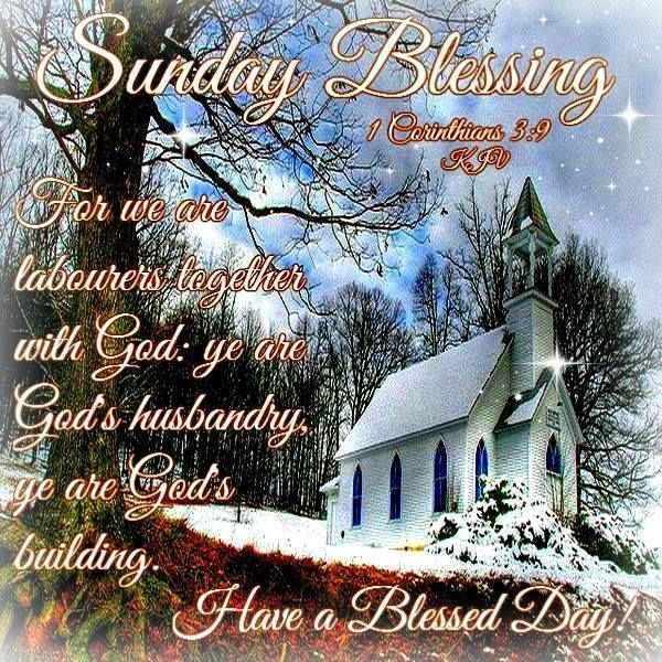 Sunday Blessings WIth Bible Quote Sunday Sunday Quotes
