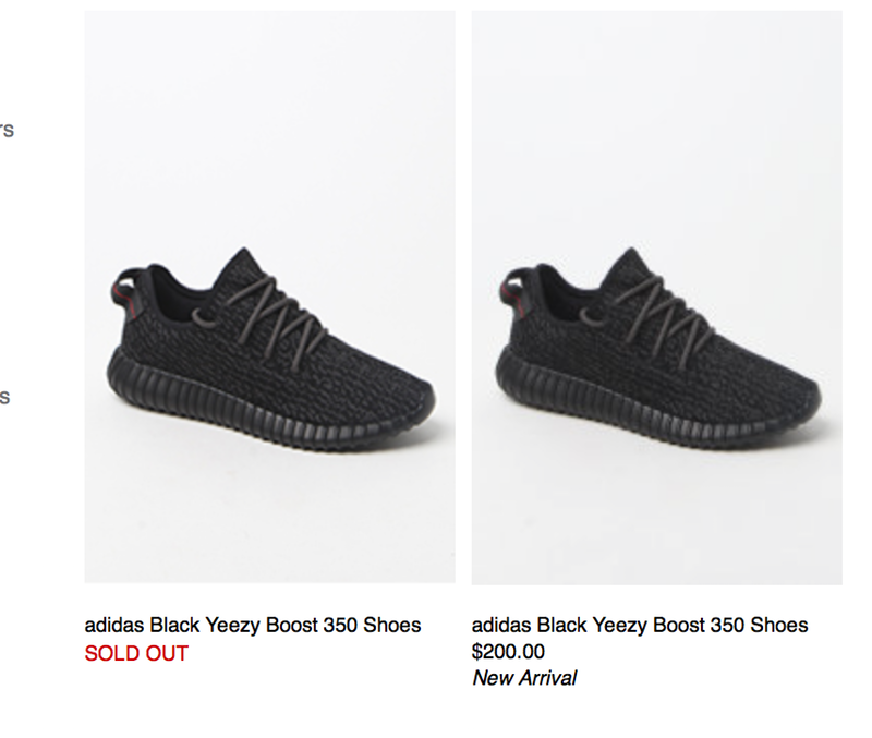 Are The Pirate Black Yeezy Boost 350s Sold Out? These Sneakers Are Not Easy  To