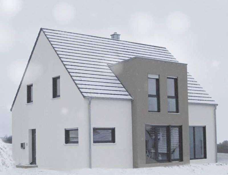 dorn bau ag haus schneezauber architektur pinterest haus rund ums haus und haus bauen. Black Bedroom Furniture Sets. Home Design Ideas