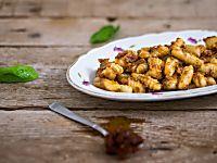 Pasta fresca con pesto di pomodori secchi | Mastercheffa