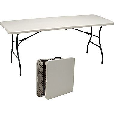 Wonderful SB 6u0027 Center Fold Table