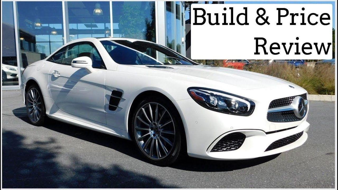 2020 MercedesBenz SL 450 Roadster Build & Price Review