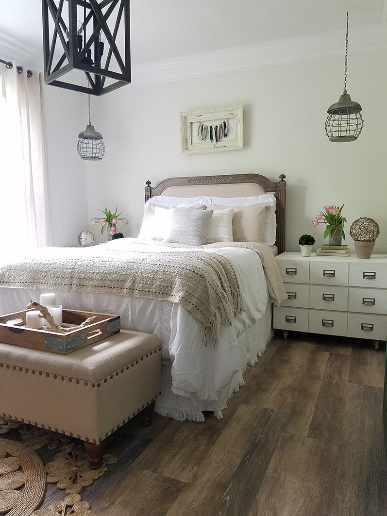 Master Bedroom Ideas Farmhouse Inspiration